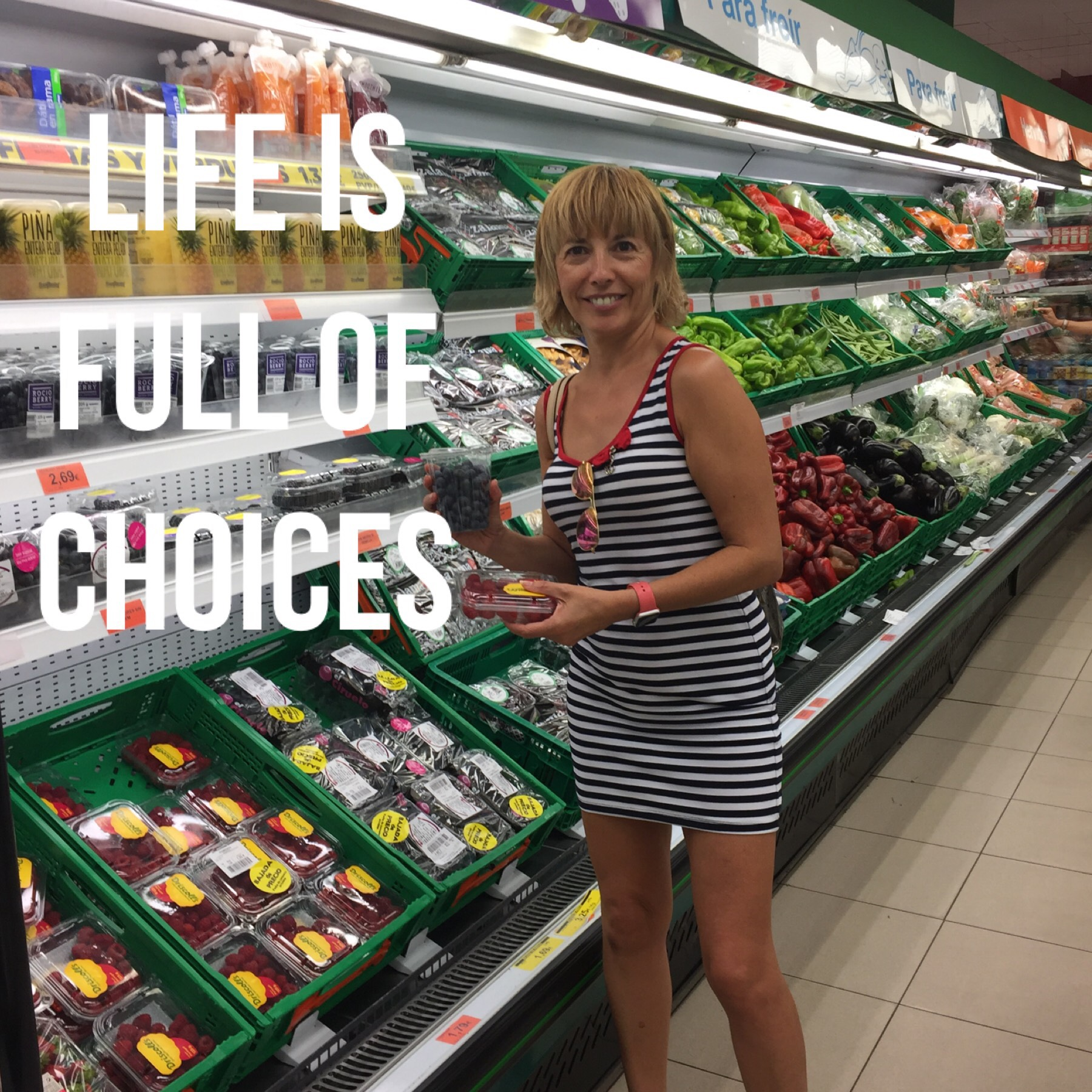Life is full of choices